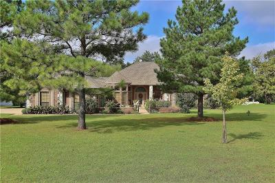 Moore Single Family Home For Sale: 11001 S Eastside Drive