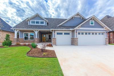 Single Family Home For Sale: 13517 Cobblestone Curve Road