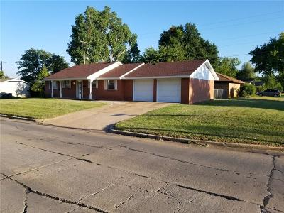 Del City Single Family Home For Sale: 3124 Delmar