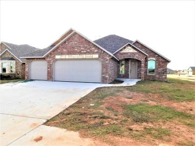 Moore Single Family Home For Sale: 3413 Ontario Circle