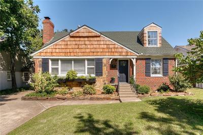 Nichols Hills Single Family Home For Sale: 1105 Belford Avenue
