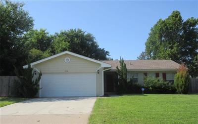 Single Family Home For Sale: 1340 SW 81st Place