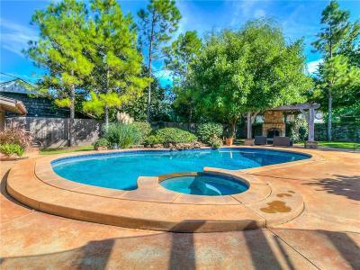 Oklahoma City Single Family Home For Sale: 7520 Nichols Road