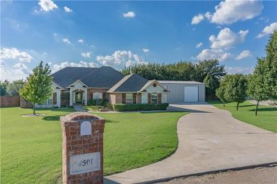 Moore Single Family Home For Sale: 4501 Texoma