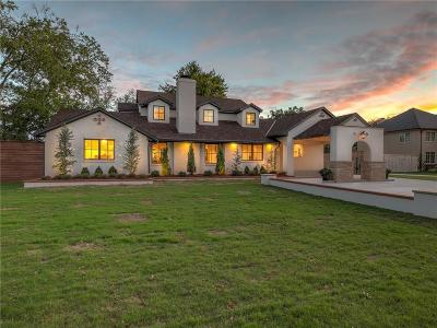 Arcadia, Bethany, Del City, Edmond, Forest Park, Midwest City, Moore, Norman, Oklahoma City, Piedmont, Warr Acres, Yukon Single Family Home For Sale: 2612 Elmhurst Avenue