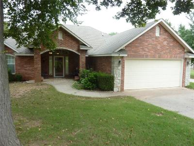 Guthrie Single Family Home For Sale: 12204 Red Bud Valley