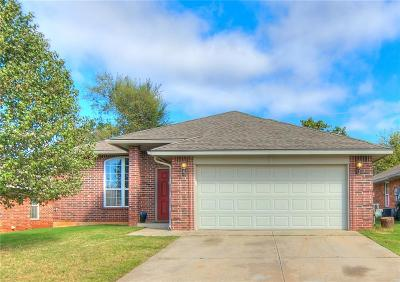 Midwest City Single Family Home For Sale: 9505 Apple Drive