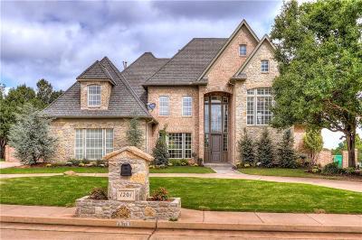 Edmond Single Family Home For Sale: 1201 Irvine