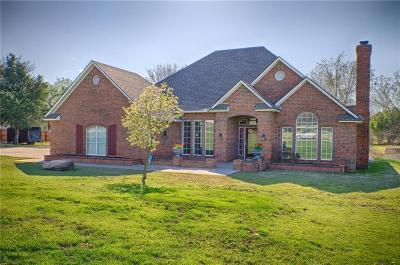 Guthrie Single Family Home For Sale: 2131 Tamara Road