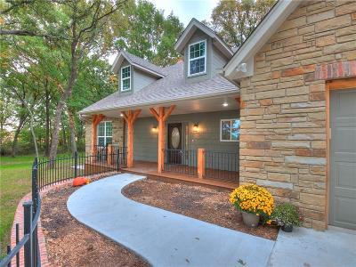 Shawnee Single Family Home Pending: 42424 Benson Park