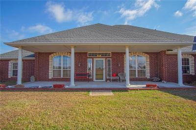 Blanchard Single Family Home For Sale: 13349 220 Street