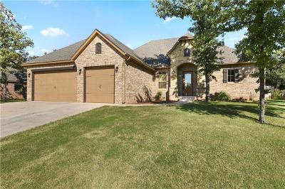 Guthrie Single Family Home For Sale: 12180 Stone Hill