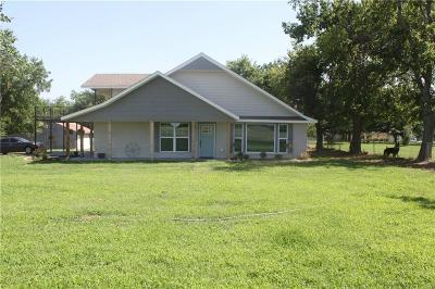 Mustang Single Family Home Pending: 15000 SW 74th Street