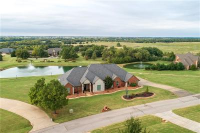 Edmond Single Family Home For Sale: 20599 Deer Hollow Drive