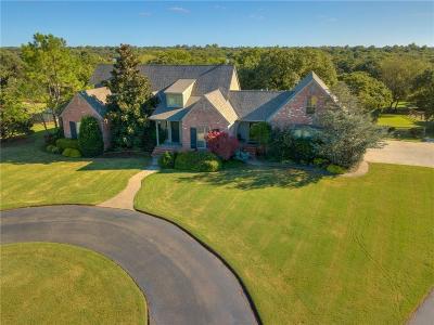 Edmond Single Family Home For Sale: 2550 Deer Creek Drive