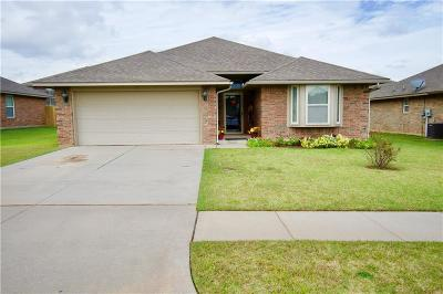 Midwest City Single Family Home For Sale: 9333 Pear Street