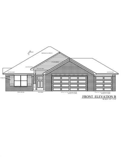 Yukon Single Family Home For Sale: 10408 Lightning Creek Drive