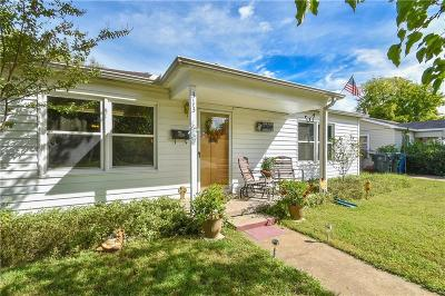 Midwest City Single Family Home For Sale: 313 E Coe Drive