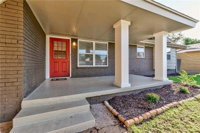 Moore OK Single Family Home For Sale: $114,900