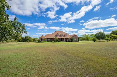 Blanchard Single Family Home For Sale: 616 Lemonade Road
