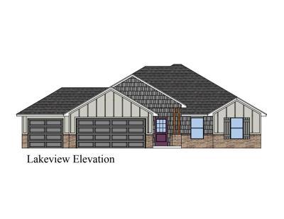 Yukon Single Family Home For Sale: 10324 Lightning Creek Drive