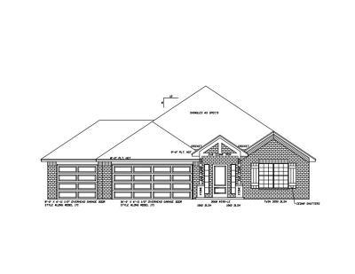 Yukon Single Family Home For Sale: 10409 Lightning Creek Drive
