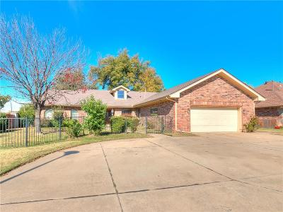 Bethany Single Family Home For Sale: 7925 NW 48th Street