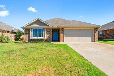Yukon Single Family Home For Sale: 4721 James Lane