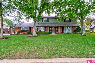 Single Family Home For Sale: 10908 Maple Grove