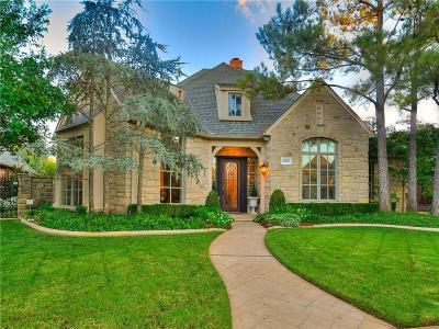 Oklahoma City Single Family Home For Sale: 15005 Dourdan Court