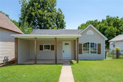 Guthrie Single Family Home For Sale: 419 E Perkins
