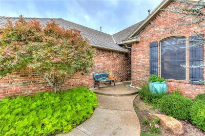 Del City Single Family Home For Sale: 4817 Del Aire Drive