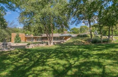 Edmond Single Family Home For Sale: 4625 Oakdale Farm Road