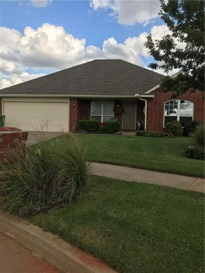 Yukon Single Family Home For Sale: 613 Eastview Circle