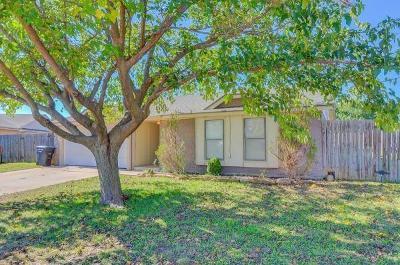 Moore OK Single Family Home Pending: $124,900