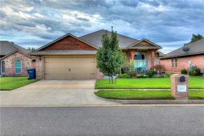 Yukon Single Family Home For Sale: 11604 SW 10th Street