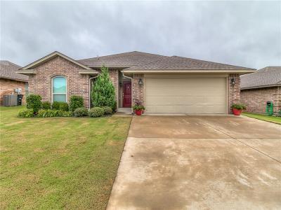 Moore OK Single Family Home Pending: $165,000