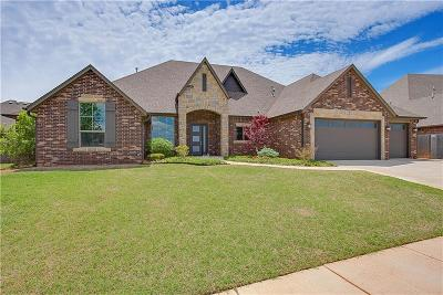 Edmond Single Family Home For Sale: 19604 Stratmore Way