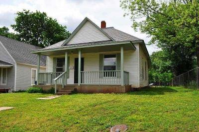 Guthrie Single Family Home For Sale: 1315 W Logan