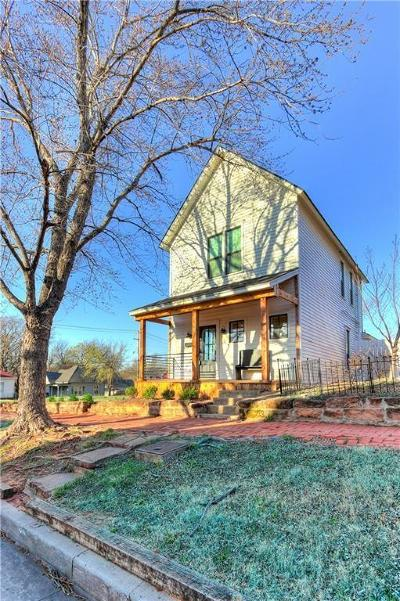 Guthrie Single Family Home For Sale: 319 S 1st Street
