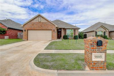 Yukon Single Family Home For Sale: 9105 NW 141st Street