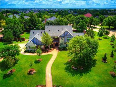 Edmond Single Family Home For Sale: 18700 Woody Creek Drive