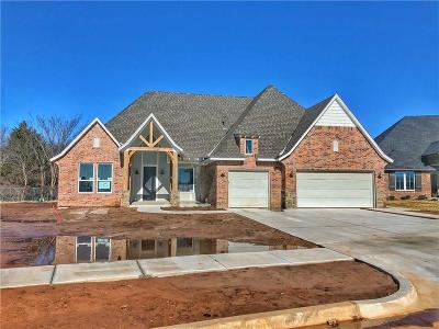 Edmond Single Family Home For Sale: 505 NW 188th Street
