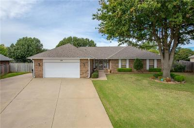 Single Family Home For Sale: 509 SW 103 Place