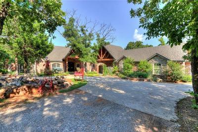 Oklahoma City Single Family Home For Sale: 10000 Harper Avenue