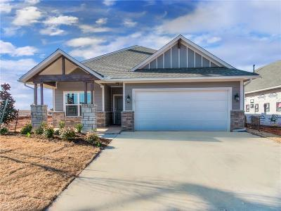 Yukon Single Family Home For Sale: 10001 Glover River Drive