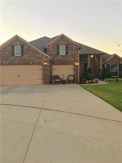 Norman Single Family Home Pending: 4317 Carrington Ct