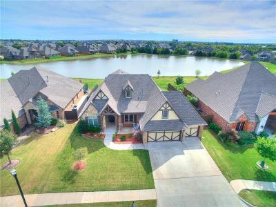 Edmond Single Family Home For Sale: 15916 Angie Kaye Lane