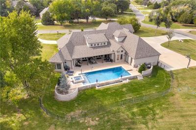 Edmond Single Family Home Pending: 2900 Perth Drive
