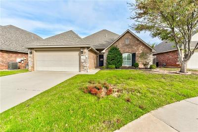 Edmond Single Family Home For Sale: 609 NW 163rd Street